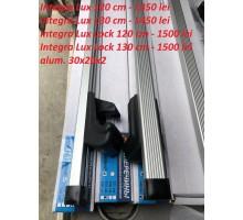 Универсальный багажник на интегрированные рейлинги Integra Lux 120