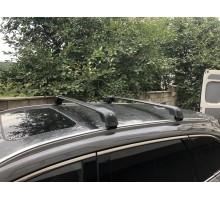 Поперечины на крышу Mazda CX-9 Integra Black 120-130