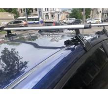 Поперечины на крышу Toyota Prius 20-30
