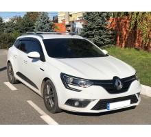 Багажник Renault Megane 4 2016 - н.в -
