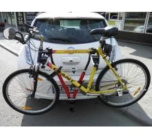 Крепление для велосипедов на фаркоп для перевозки 2-х велосипедов