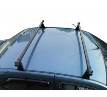 """Недорогой практичный багажник на крышу на """"Renault Logan"""""""