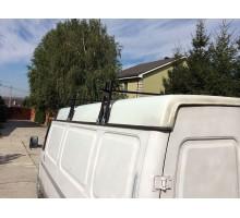 Багажник на крышу для автомобилей ГАЗель