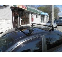 Багажник Combi для автомобилей со штатными местами установки